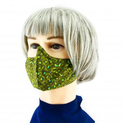 Masque Facial -  Camouflage