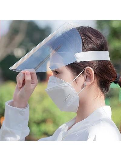 Visière de protection transparente (set de 3)